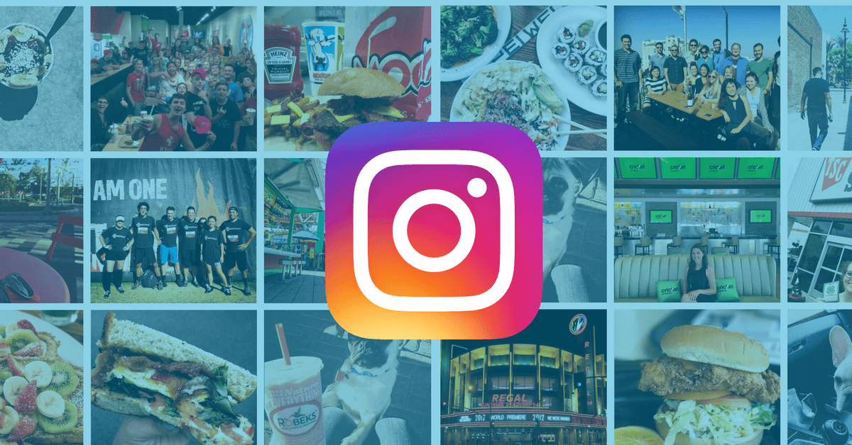 User Content in Instagram