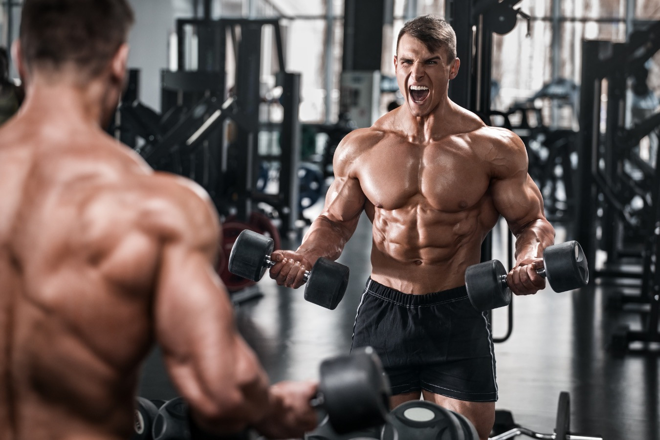 Growth hormone in sports